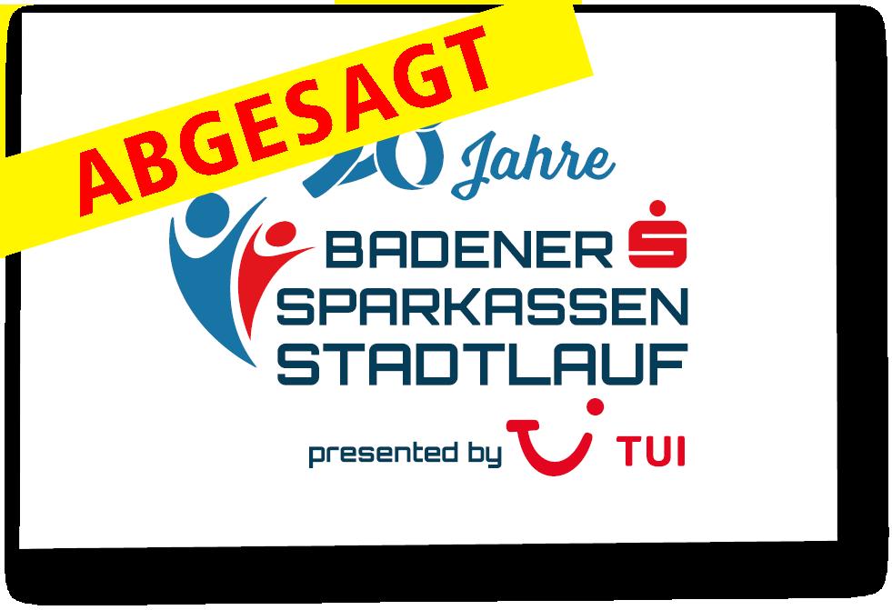 Badener Sparkassen Stadtlauf presented by TUI am 5.9.2021!